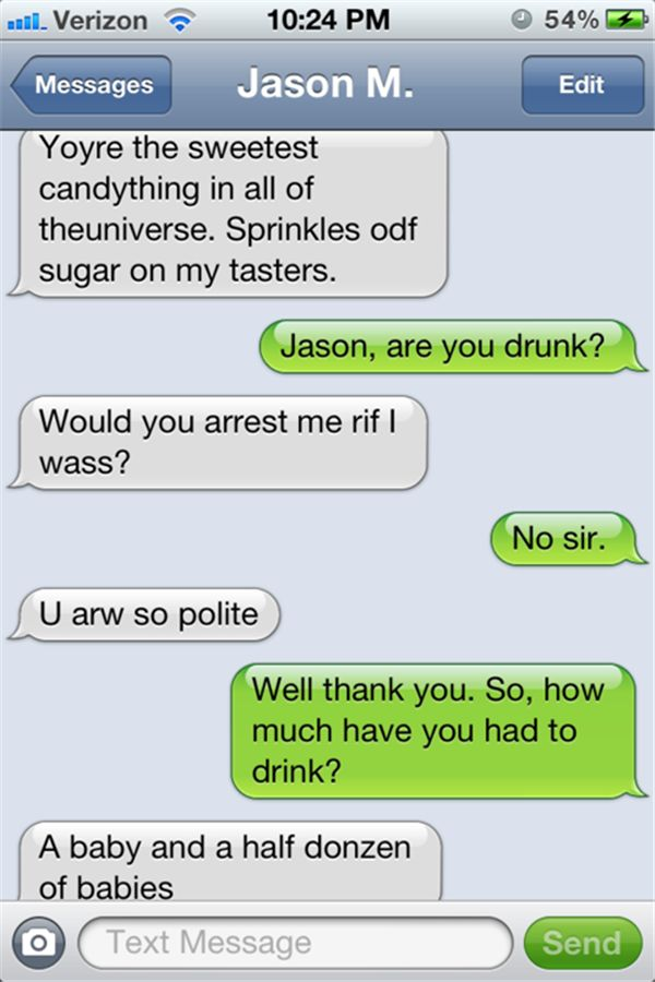 Hilarious funny jokes for drunk people Image
