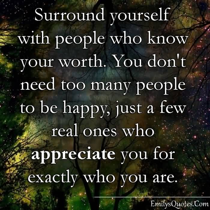 I Appreciate You Quotes For Loved Ones 14