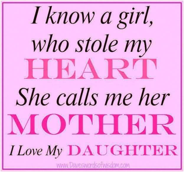 I Love My Daughter Quotes And Sayings 60 QuotesBae Awesome I Love My Daughter Quotes And Sayings