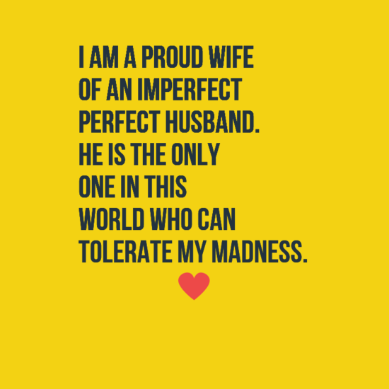 I Love My Husband Quotes 14