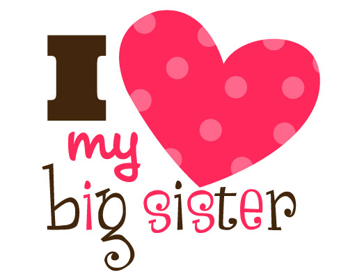 I Love My Sister Quotes 01