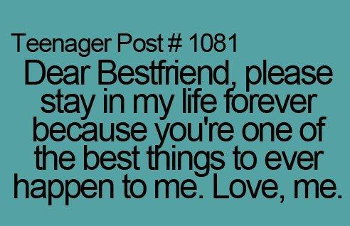 I Love You Bestfriend Quotes 06