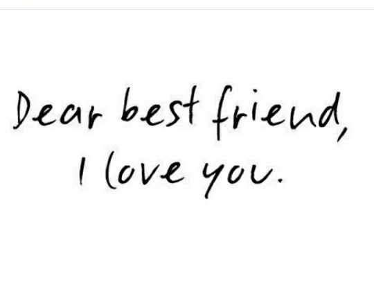 I Love You Bestfriend Quotes 10