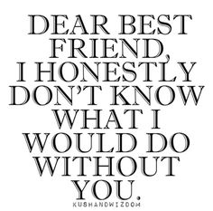 I Love You Bestfriend Quotes 11