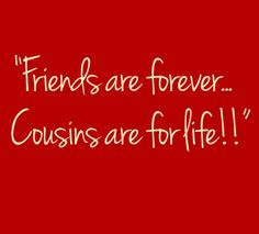 I Love You Cousin Quotes 01