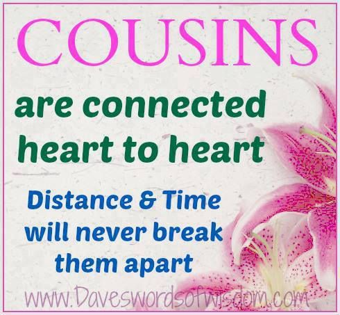 I Love You Cousin Quotes 03