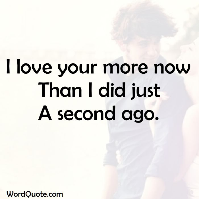 I Love You More Quotes 07