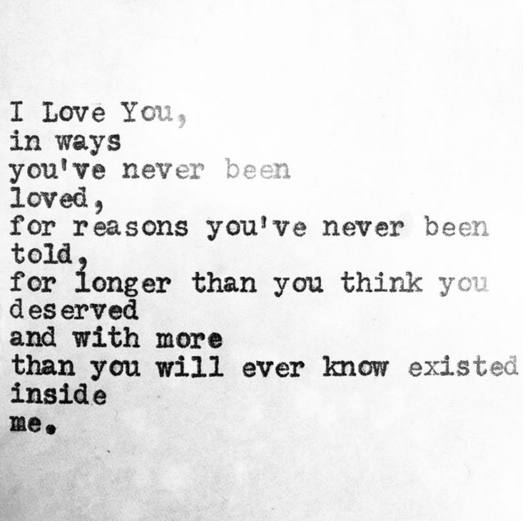 I Love You More Quotes 18