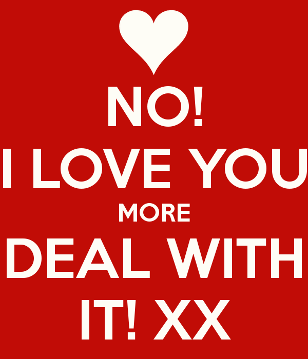 I Love You More Quotes 19