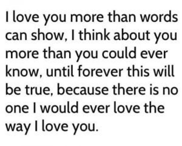 I Love You Quotes For Girlfriend 14