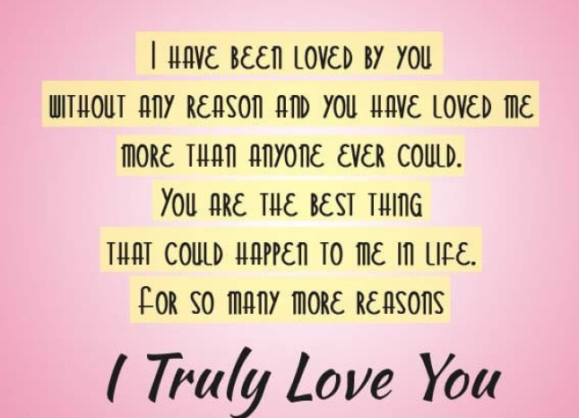 I Love You Quotes: 20 I Love You Quotes For Her With Deep Meaning