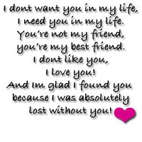 I Need You In My Life Quotes 16