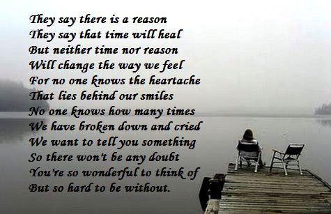 In Memory Of Lost Loved Ones Quotes 17
