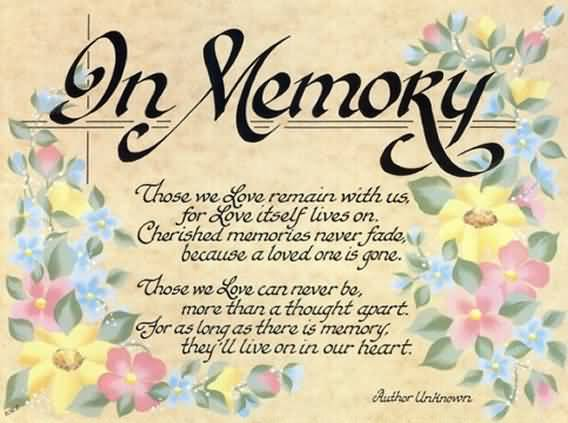 In Remembrance Quotes Of A Loved One 06