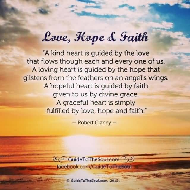 Inspirational Quotes About Faith And Love 02