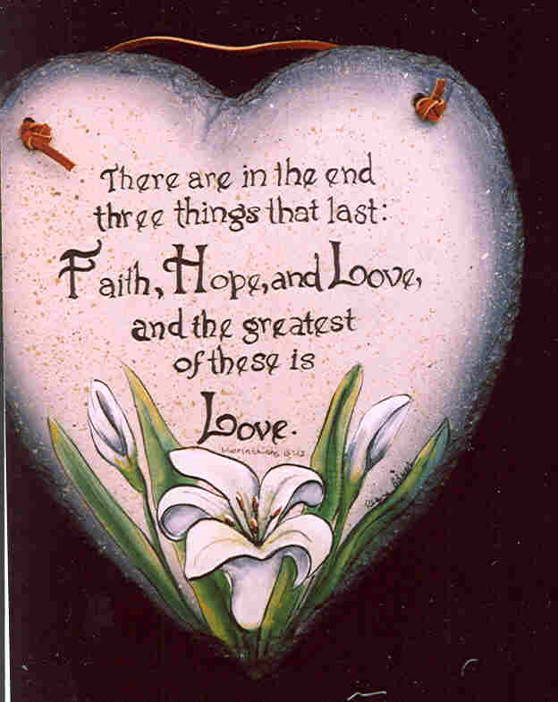 Inspirational Quotes About Faith And Love 12