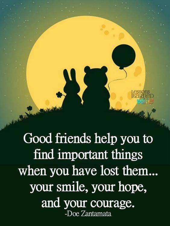 Inspirational Quotes About Friendships 02