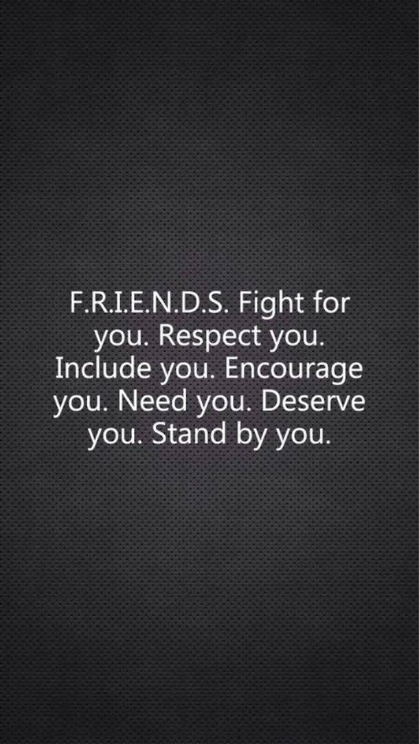 Inspirational Quotes About Friendships 06