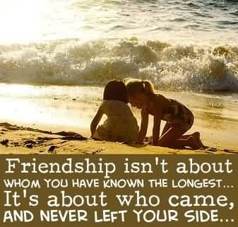 Inspirational Quotes About Friendships 14