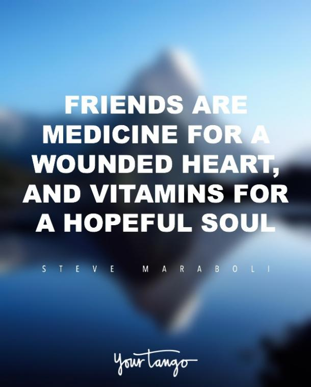 Inspirational Quotes About Friendships 16