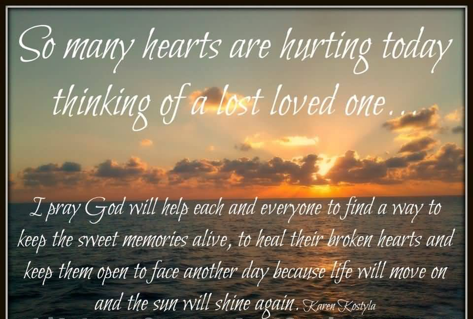 Inspirational Quotes For Lost Loved Ones 02