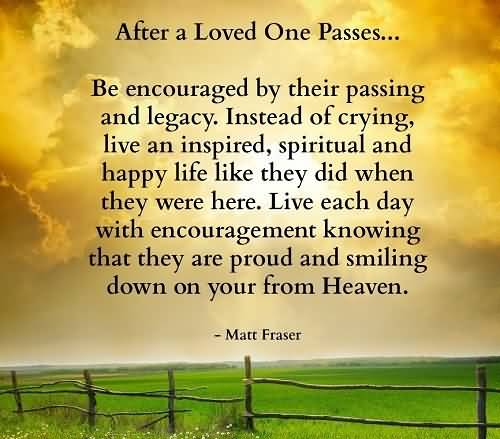 Inspirational Quotes For The Loss Of A Loved One 04