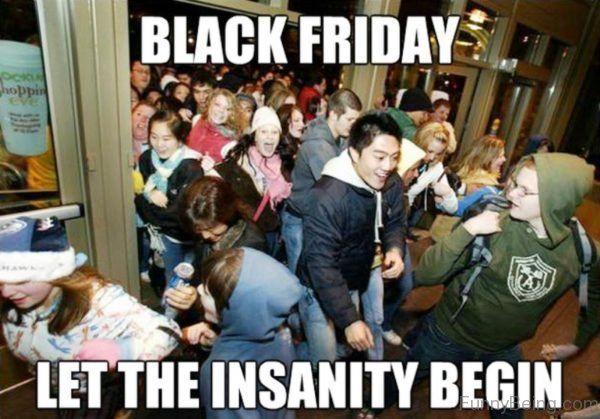 Let The Insanity Begin meme Funny