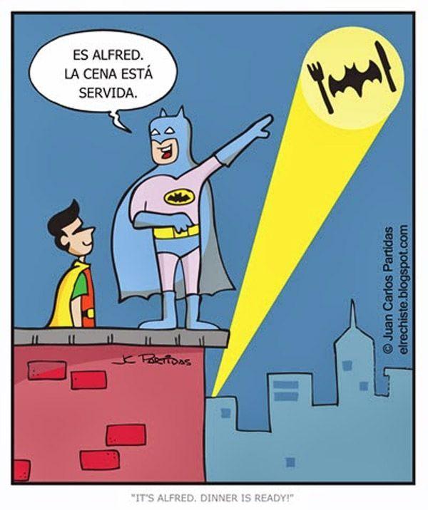 Memes de Batman y Robin en Espanol