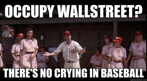 Usual no crying in baseball meme images