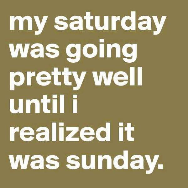 funny sunday memes photos