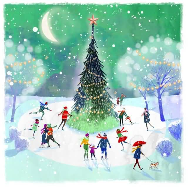Christmas Cards 2017 Image Picture Photo Wallpaper 03