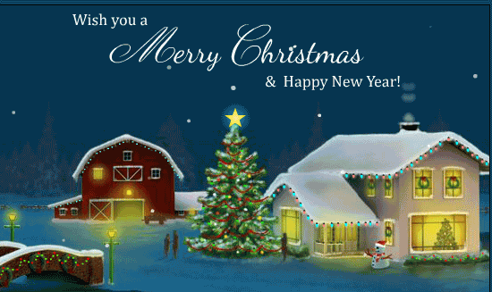 Christmas Cards 2018 Image Picture Photo Wallpaper 02