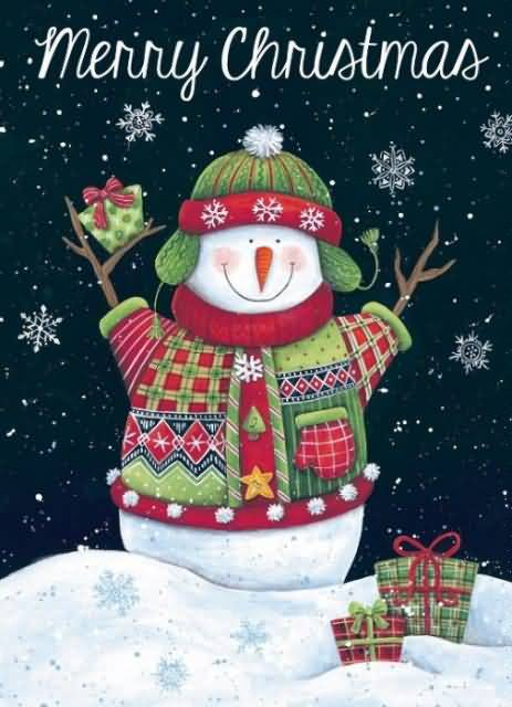 Christmas Cards 2018 Image Picture Photo Wallpaper 18
