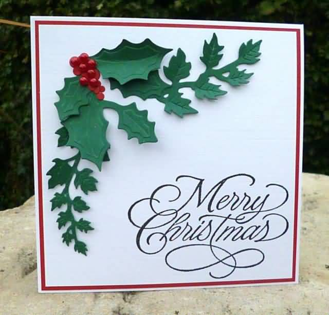 Christmas Cards Handmade Image Picture Photo Wallpaper 13