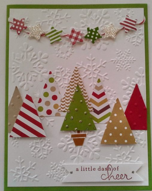 Christmas Cards Handmade Image Picture Photo Wallpaper 15