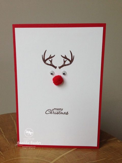 Christmas Cards Handmade Image Picture Photo Wallpaper 18
