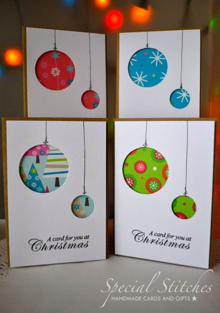 Christmas Cards Handmade Image Picture Photo Wallpaper 19