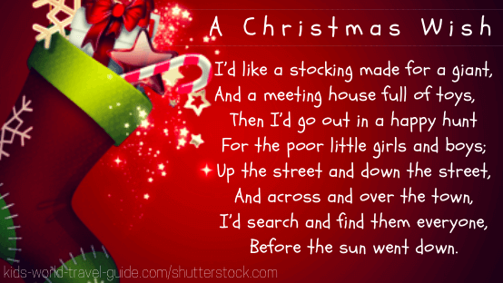Christmas Poems Image Picture Photo Wallpaper 02