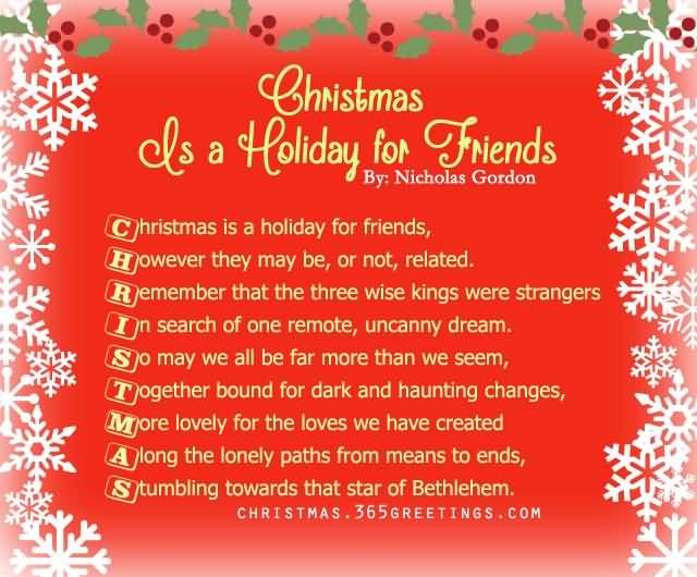 Christmas Poems Image Picture Photo Wallpaper 08
