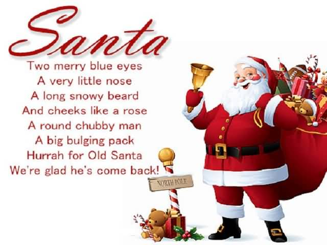 Christmas Poems Image Picture Photo Wallpaper 13