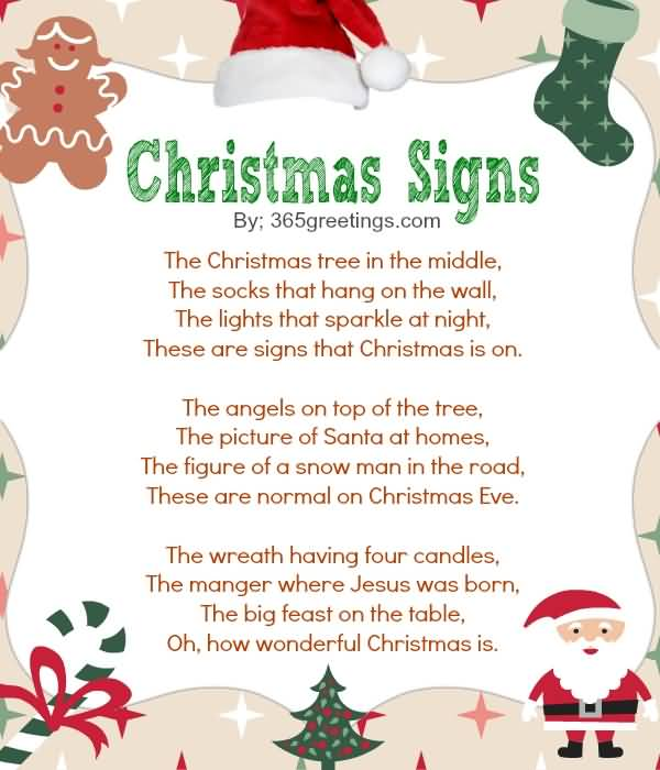 Christmas Poems Image Picture Photo Wallpaper 15