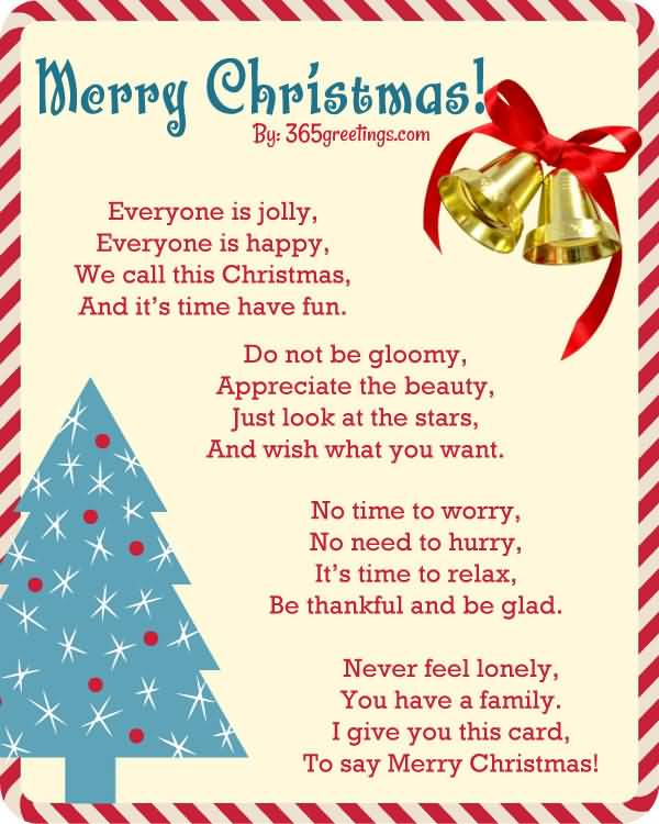 Christmas Poems Image Picture Photo Wallpaper 18