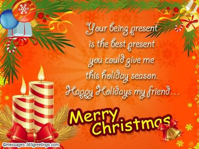 Christmas Quotes For Friends Image Picture Photo Wallpaper 11