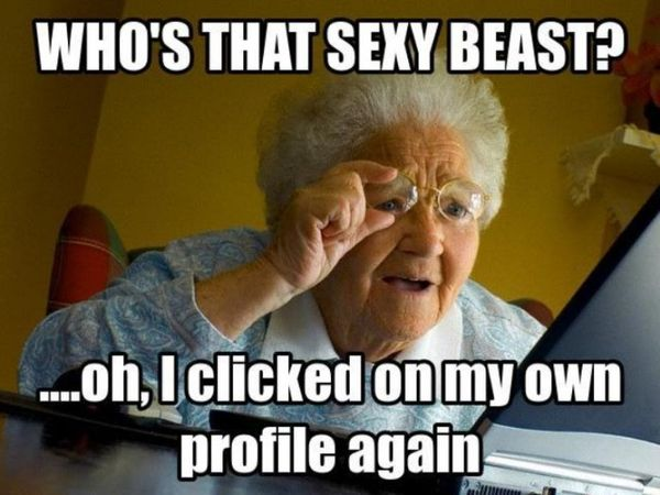 Funniest Who Is That Sexy Beast Funny Encouraging Memes Picture