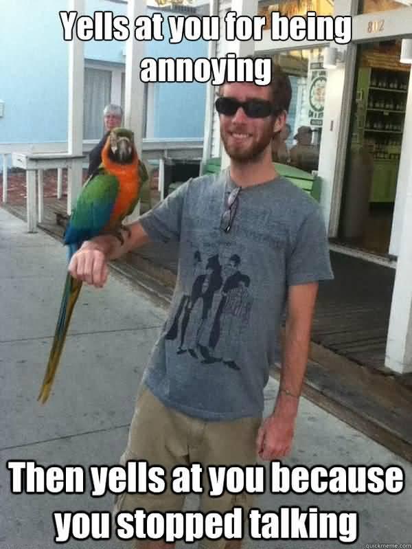 Funny Annoying Boyfriend Meme Picture
