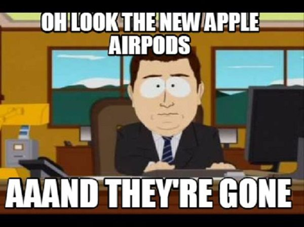 Funny Apple Memes Image