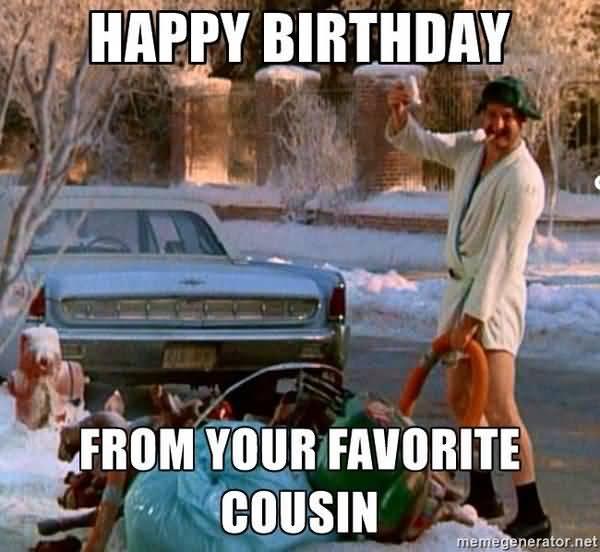 Funny B Day Cousin Meme Jokes