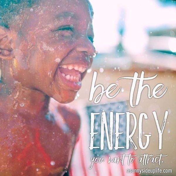 Funny Be The Energy Motivation Meme Photo
