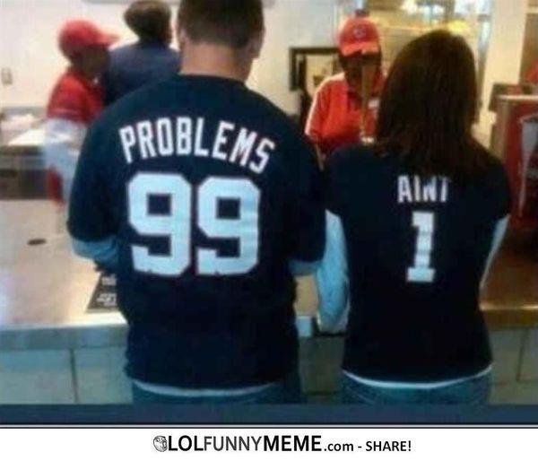 Funny Couple Arguing Meme Photo