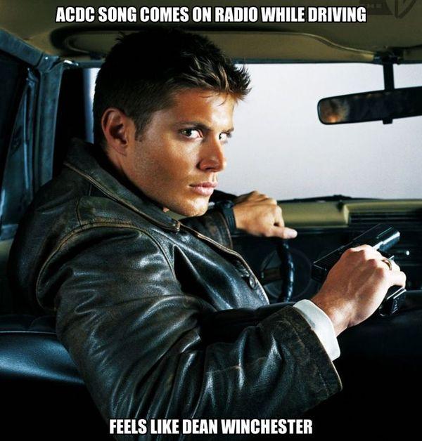 Funny Dean Winchester Memes Jokes